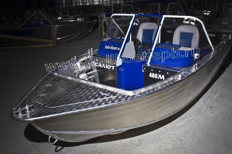 лодка в самаре сделано