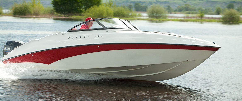 моторные лодки слайдер
