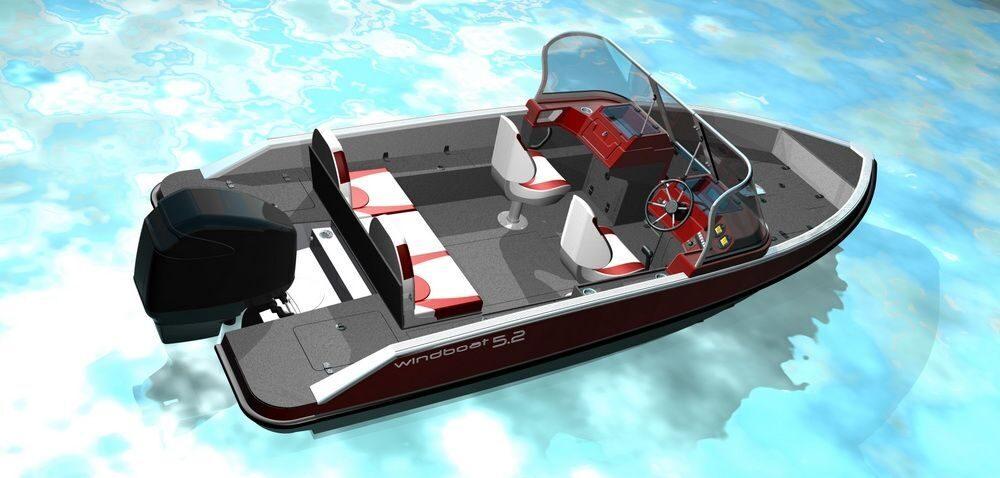 катера и моторные лодки производства россии