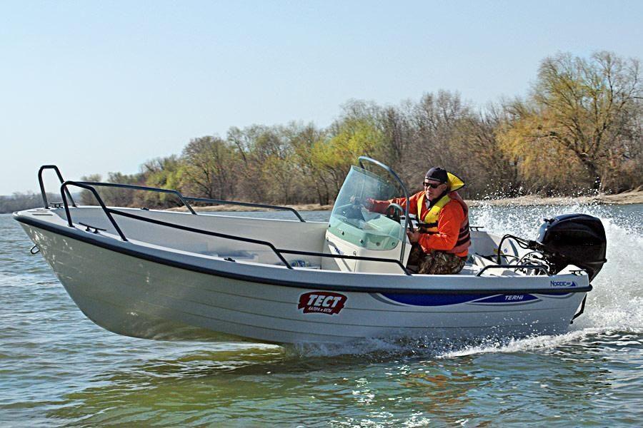 лодка терхи 6020