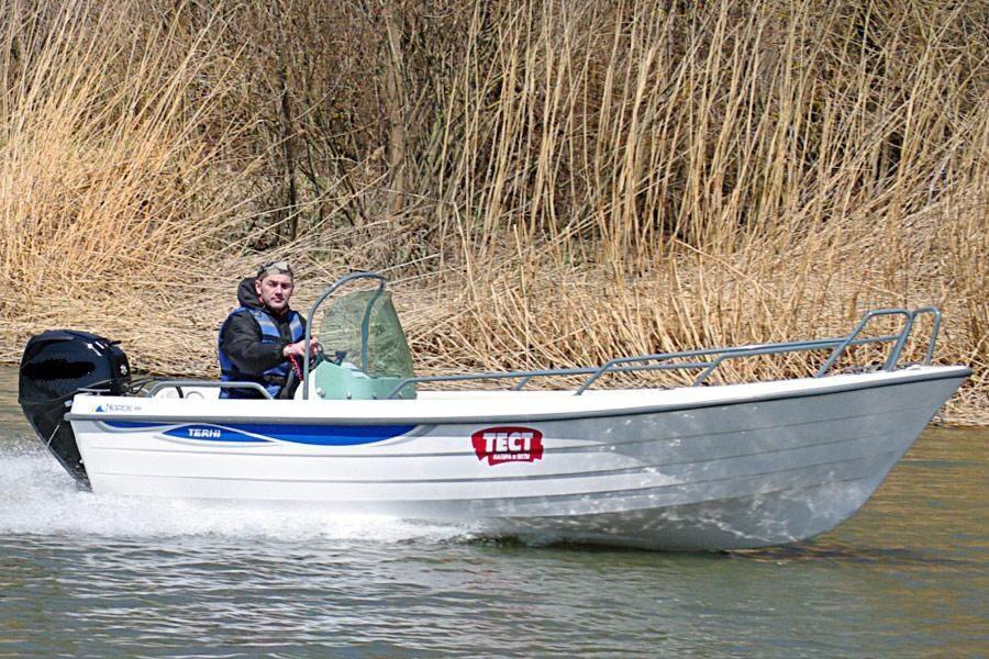 форум лодки терхи