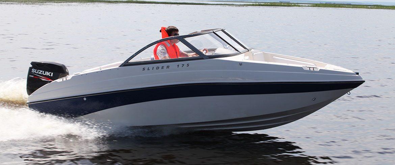 слидер лодки
